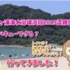 【レビュー】夕日ヶ浦海水浴場浜詰混雑状況!バーベキューできる?気になった事まとめ