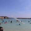 【レビュー】竹野浜海水浴場小さな子供は楽しめる?駐車場は?深い?行ってみました!